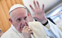 Pope Likens Scandal-Seeking Media To Excrement Lovers