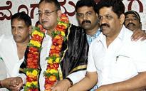 Mariyappa of the Congress elected Shivamogga Mayor