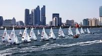 An Important Sailing Event in Qingdao--Sailing World Cup Qingdao 2016