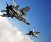 Russian warplane flies within 50 feet of US spy plane in Asia