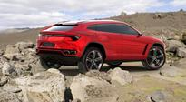 Video: Lamborghini plan to make Urus SUV by 2017