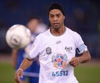 Ronaldinho's brother plays down prospect of Brazil legend joining Chapecoense