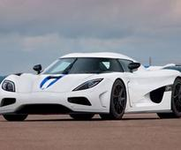 Koenigsegg Super Ute in the Works?