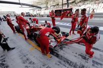 Sebastian Vettel tops final practice for Abu Dhabi Grand Prix, Max Verstappen second