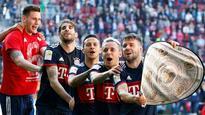 Bundesliga: Bayern Munich win sixth straight German league title