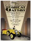 The Hudson Players Club to Stage THE GREAT GATSBY This November