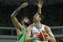 Taunted Gasol comes up short again as Brazil beats Spain