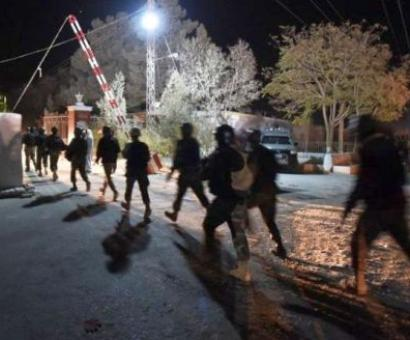 Over 40 killed as terrorists storm police academy in Pakistan