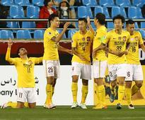 China's Evergrande claim sixth straight league title