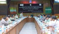 Mangroves for the Future (MFF) Myanmar hold the 7th National Coordinating Body meeting
