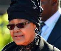 Zuma wishes Winnie well