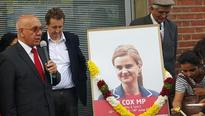 Indians in Southall pay tributes to slain MP Jo Cox