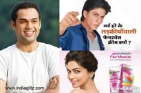 Abhay Deol pokes fun at SRK, Deepika for Fairness Cream Ads