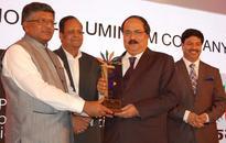Odisha-based Navratna CPSE Nalco gets India Pride Award for CSR  and  Environment