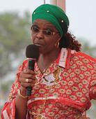 Grace doles raincoats, amid severe drought
