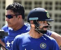 Virat, Kumble hailed for five-bowler strategy