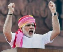 Modi thanks people of Baluchistan, PoK for hailing his stand on terror