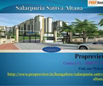 Salarpuria Sattva Altana Vijaynagar extension,Bangalore