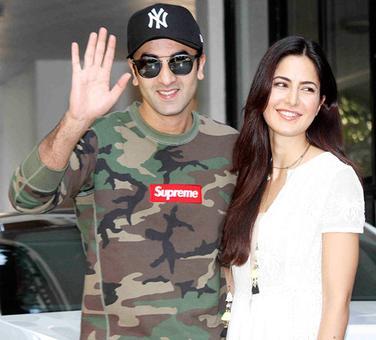 PIX: Ranbir-Katrina at Shashi Kapoor's Christmas brunch