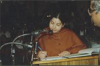 How Jayalalithaa made her political debut