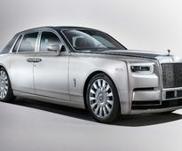New Eight Generation Rolls Royce Phantom officially revealed