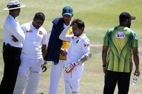 Mushfiqur suffers blow to head as SA win Test in 3 days