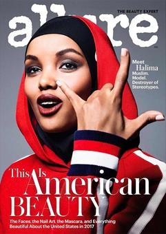 Meet Halima. Muslim. Model. Destroyer of Stereotypes