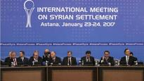 Syrian rebels say no plan to sign communique at Astana talks