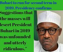 2019: Nigerians divided over support for Buhari