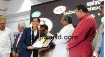 Mangaluru: St Agnes student Savitha K receives NSS State Award