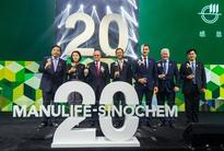 China's first foreign insurance joint venture reaches 20 years