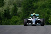 Nico Rosberg sets Red Bull Ring lap record in Austrian Grand Prix practice