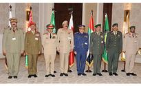 Chief of Staff Chairs the Meeting of the Supreme Military Committee for GCC Chiefs of Staff