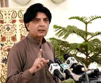 Shakil Afridi's fate to be decided by Pakistani courts: Nisar