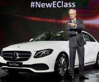 Mercedes launches long wheelbase E-Class priced up to Rs 69.47 lakh