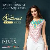 A Spellbound sale by Imara Fashion for the Indian woman