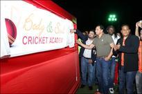 Ajman: Mohammed Azharuddin inaugurates Body & Soul Cricket Academy