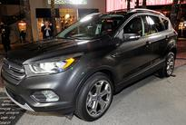 The New Ford Escape Is Revealed On Hollywood's Red Carpet In advance Of The 2015 Los Angeles Auto Show