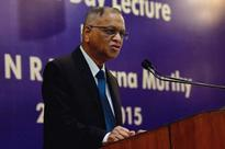 Infosys co-founder Narayana Murthy bats for Indo-US tie-up in higher education