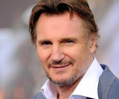 Liam Neeson scared of heights
