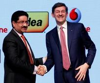 Vodafone-Idea merger: Kumar Mangalam Birla, Vittorio Colao meet telecom minister to discuss the deal