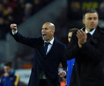 Zidane emerges from Cruyff-tinged Clasico the winner
