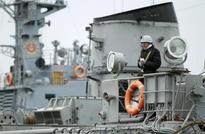 Ukraine facing loss of its navy as Russian forces in Crimea dig in