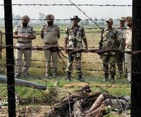 BSF shot dead 2 Pakistani smugglers at India-Pakistan border in Amritsar; 12kg heroin, AK 47 rifle seized
