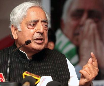 J&K CM Mufti Sayeed passes away; daughter Mehbooba likely to take over