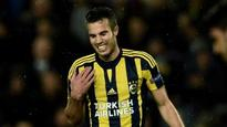'Van Persie is not for sale!' - Fenerbahce rule out summer move for striker