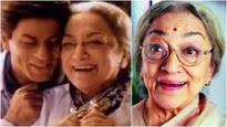 Shah Rukh Khan's 'Devdas' grandmother Ava Mukherjee passes away