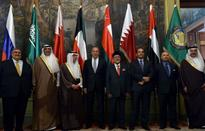 GCC and Russia favor quick end to Syria war