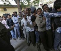 Delhi records highest voter turnout in two decades