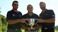 N.L. golfers take national team title, Gander's Bursey leading overall